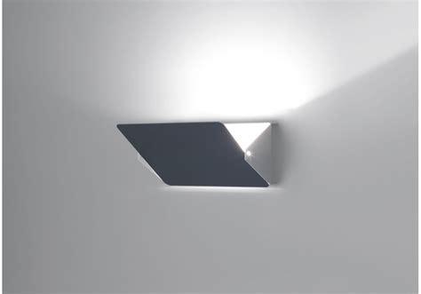applique a led applique 224 volet pivotant led lada da parete nemo