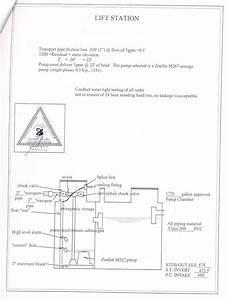Septic Lift Station Design
