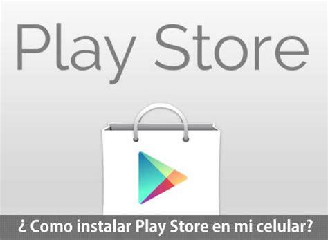 como hago para descargar play store en mi microsoft 535 c 243 mo descargar la aplicacion play