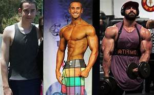 Bradley Martyn Back In The Day  U2013 Epic 5 Year Transformation  U2013 Fitness Volt