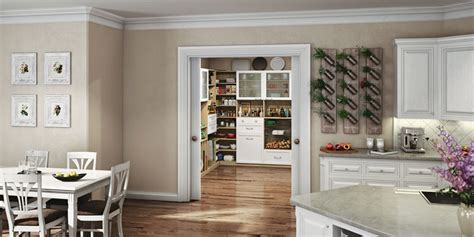 Island Pantry Build The Timber Home Kitchen Pantry