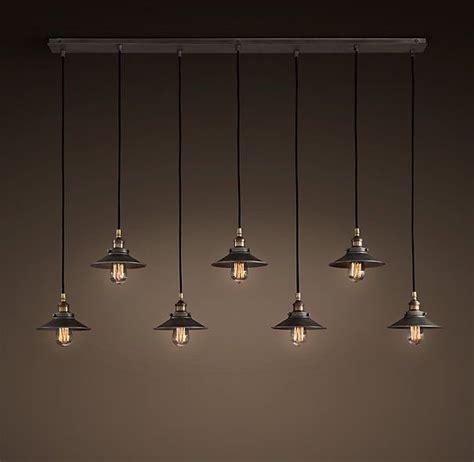 bar lighting restoration hardware fixtures