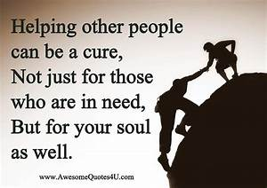 Doing good Is G... Supporting Someone Quotes