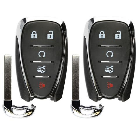 smart key fob keyless entry remote    chevy