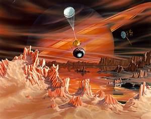 APOD: 2004 December 20 - Titan Surmised