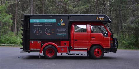 la aduana bio diesel toyota dyna firetruck overland