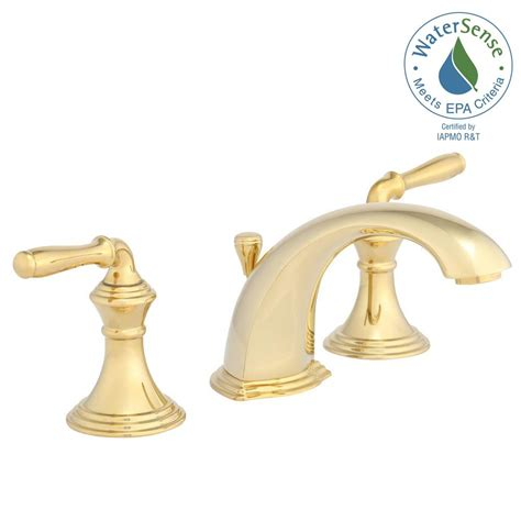 brass kitchen faucets kohler devonshire 8 in widespread 2 handle low arc