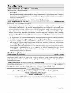 human resources resume examples resume professional writers With human resources resume sample