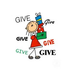 Heather Paris: Give Give Give...
