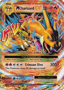 Pokemon TCG XY EVOLUTIONS : MEGA M CHARIZARD EX 13/108 | eBay