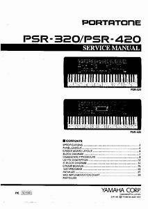 Yamaha Fpx300 E Servman Service Manual Free Download