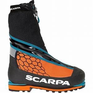 Scarpa Ski Boot Size Chart Scarpa Phantom 6000 Mountaineering Boot Men 39 S