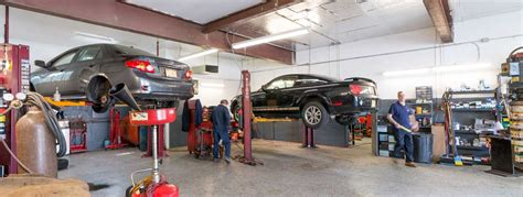 milellis morristowns auto repair shop