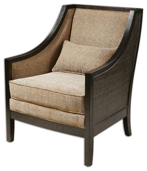 Traditional Armchair by Gilchrist Armchair Traditional Armchairs Accent