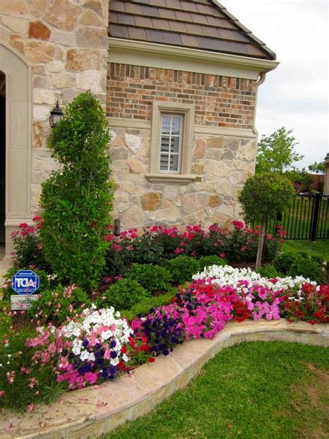 Photos Front Yard Flower Beds