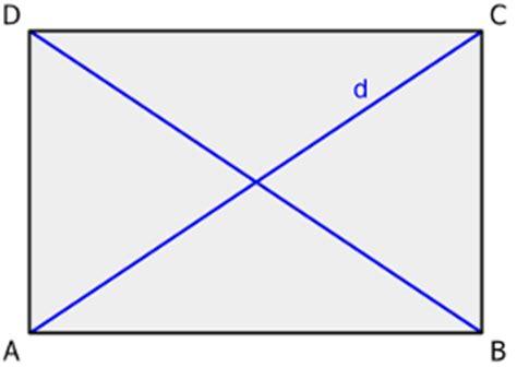rechteck geometrie rechner