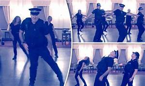 South Yorkshire Police perform Thriller for Halloween ...