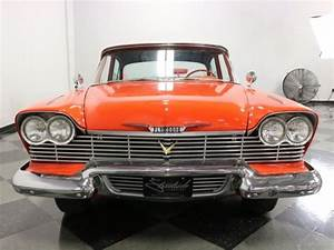 1958 Plymouth Plaza Coupe 318 Poly V8 3 Speed Manual