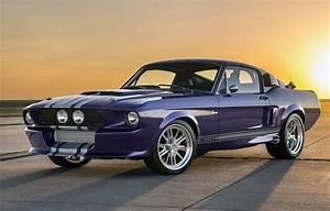 un Ford Mustang Shelby GT500 del 67 modernisado con 780cv - Autos y Motos - Taringa!