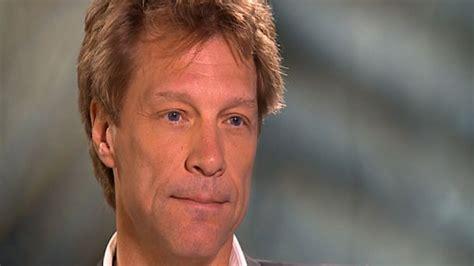 Jon Bon Jovi Donating Sandy What Keeps Him