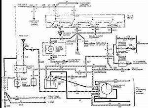 1989 Ford Dash Cluster Wiring Diagram