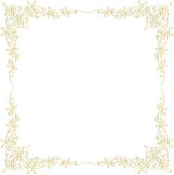 mexican wedding invitations golden border transparent png image gallery yopriceville