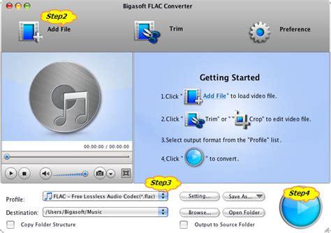 convert flac  mp kbps  mac  windows