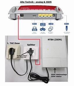 Regal Für Telefon Und Router : dsl router anschlie en isdn anlage an router anschlie en ~ Buech-reservation.com Haus und Dekorationen