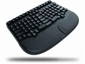 Truly Ergonomic 209 Mechanical Keyboard, Blank Tactile ...