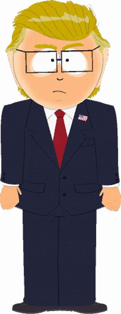Garrison Herbert South Park President Southpark Fandom