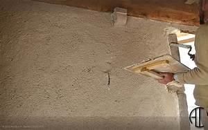 Mur A La Chaux : enduit pour mur intrieur simple comment enduire un mur ~ Premium-room.com Idées de Décoration