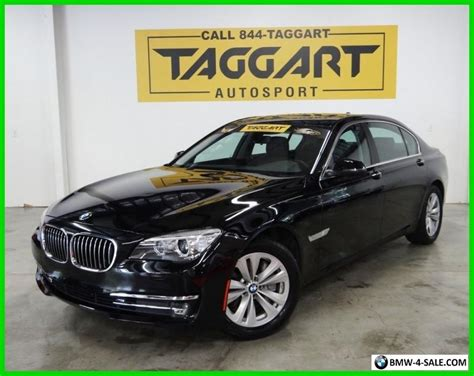 2015 Bmw 7-series 740il For Sale In United States