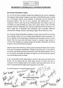 sample condolence letter from church 2017 2018 best With religious condolence letters
