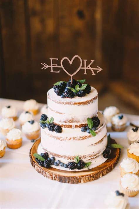 Wedding Cakes Worth Celebrating Wedding Cake Rustic