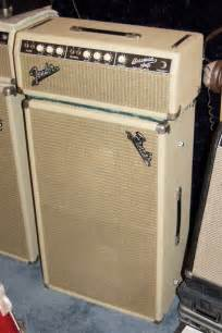 fender 1963 fender electric bassman and cabinet ebay
