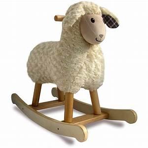Mouton A Bascule : mouton bascule lambert lb3051 achat vente trotteur porteur sur ~ Teatrodelosmanantiales.com Idées de Décoration