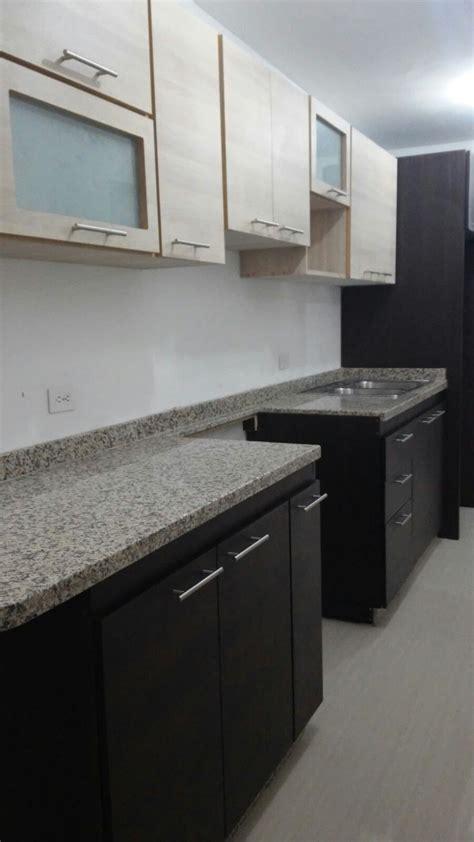 cocinas empotradas  metros   incluye tope de granito