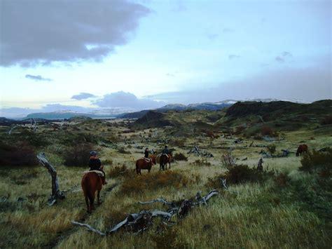 torres paine national park riding horseback uploaded