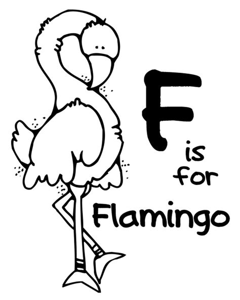 Flamingo Kleurplaat by Flamingo Coloring Pages To And Print For Free