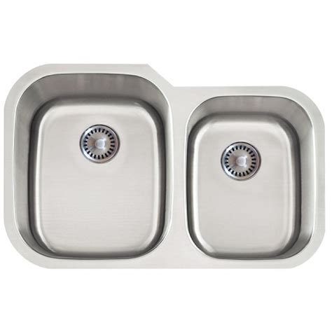 lenova sinks ss cl s2 16 lenova kitchen sinks advance plumbing and heating supply