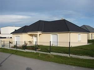 Porche Entrée Maison : maison de plain pied de 130 m avec porche proche troyes ~ Premium-room.com Idées de Décoration
