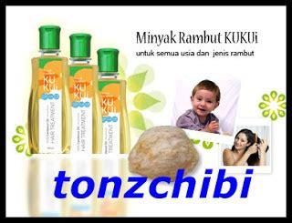 Minyak Kemiri Fora Aman Untuk Bayi kukui menyuburkan menebalkan rambut mencegah dan