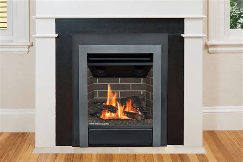 valor clearview zc front gas fireplace  clearance
