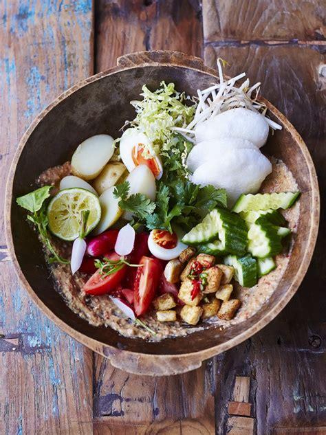 cuisine oliver gorgeous gado gado comfort food oliver