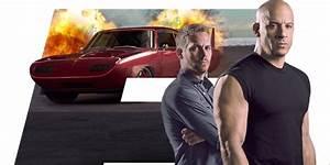 'Furious 7' International Trailer: You Ride, I Ride