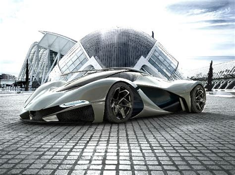 Car Design Concepts : 90 Futuristic Vehicle Designs