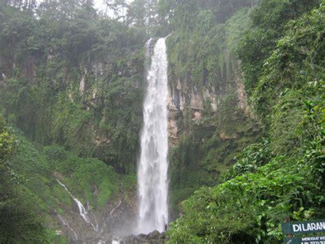 air terjun grojogan sewu tawangmangu tempat wisata
