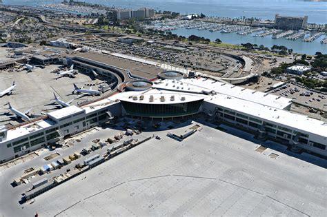 expansion  san diego international airports terminal