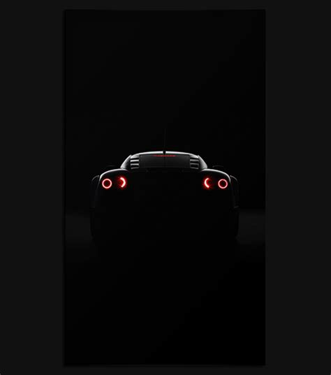 Racing Black Hd Wallpaper For Your Htc Smartphone
