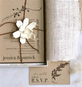 rustic wedding invitations simply by tamara seattle weddings rustic etsy wedding invitations